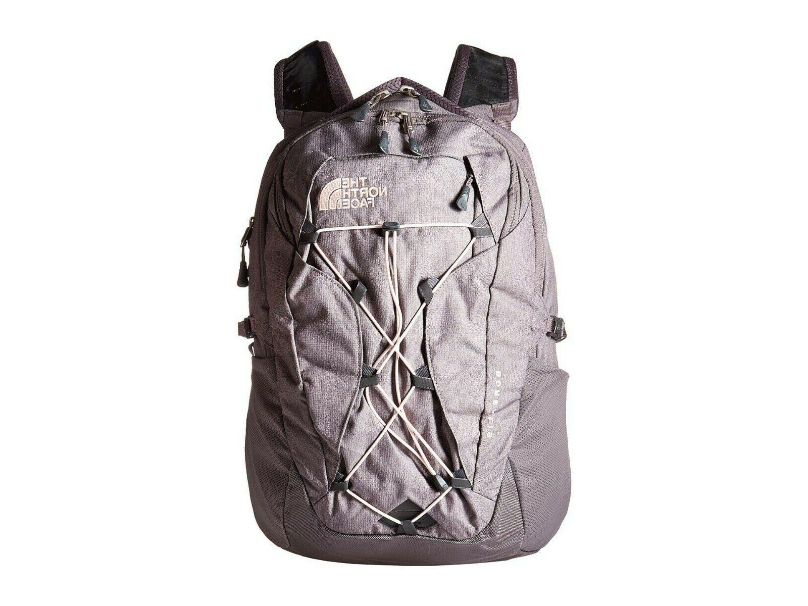 women s borealis backpack rabbit grey light
