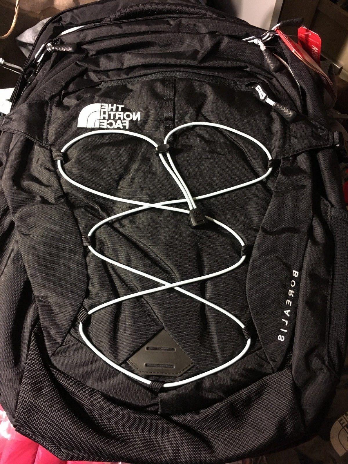 The North Face Women's Borealis School Backpack.  Black/Orig