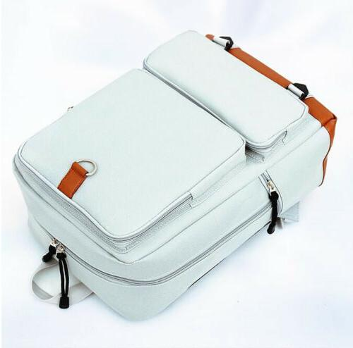 Women's Canvas Backpack Shoulder