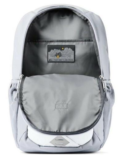 The Face Jester Backpack Grey