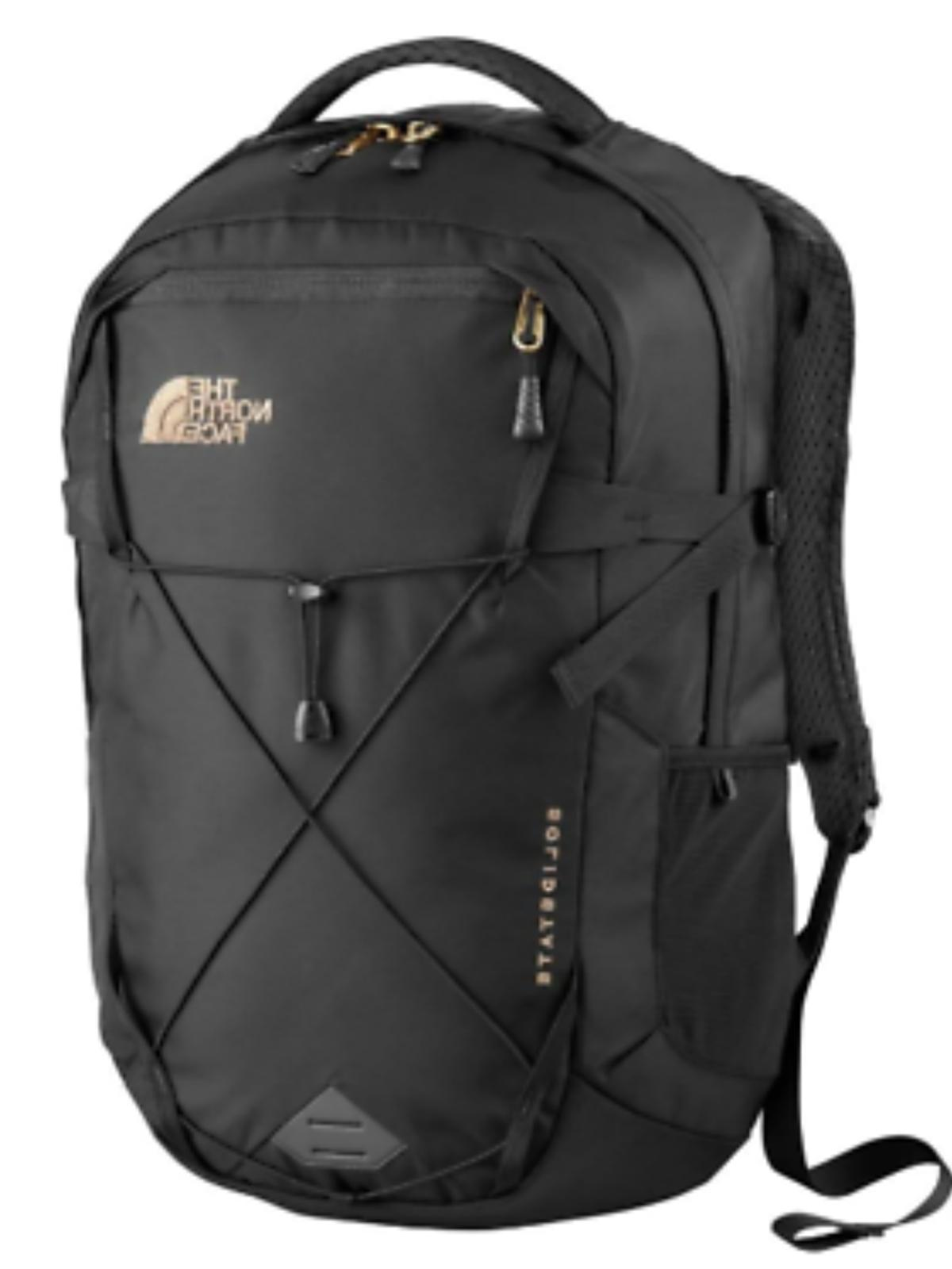 women s solid state laptop backpack tnf