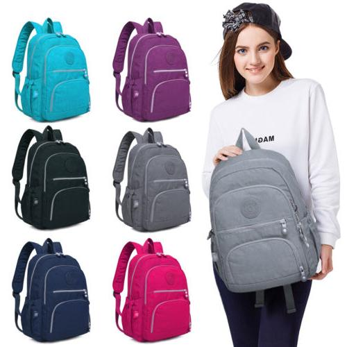 Women Laptop Bag Nylon Waterproof