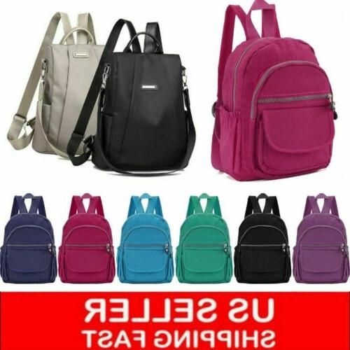 women school backpack laptop bag girl mochila