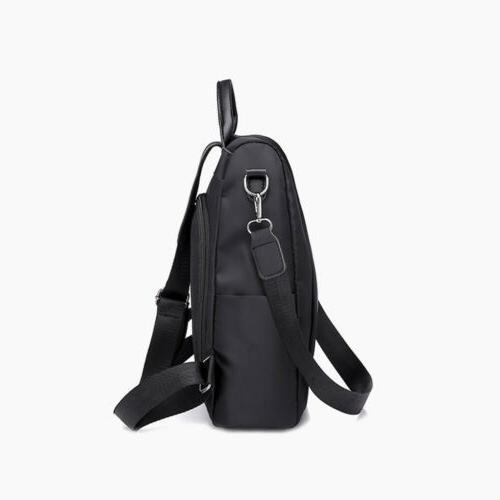 Women Cloth Travel Backpack Shoulder Rucksack