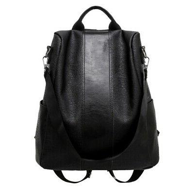 Women's Anti-Theft Rucksack Shoulder Bag