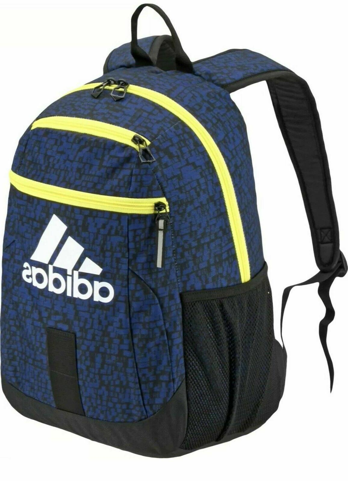 ADIDAS YOUTH Creator School Laptop Backpack HYDRATION MEDIA