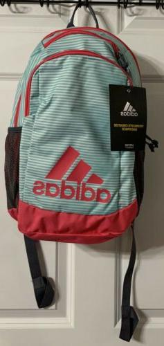 Youth Girls and Adults Adidas Young Creator Backpack Clear A