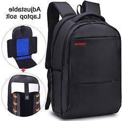 LAPACKER Water Resistant Slim Lightweight Laptop Backpacks f