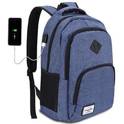 Laptop Backpack 15.6,AUGUR Business Backpack Computer Bag fo