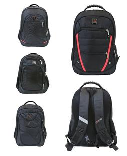 """Laptop Backpack 17"""" for Work Travel School Gym Padded Laptop"""