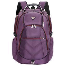 Laptop Backpack 18.4 Inch,SOCKO Nylon Water-Resistant Durabl