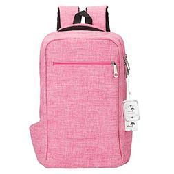 Laptop Backpack,Winblo 15 15.6 Inch College Backpacks Lightw