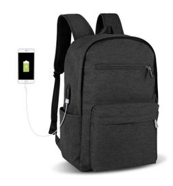Tocode Laptop Backpack with USB Charging Port Fits up to 15.