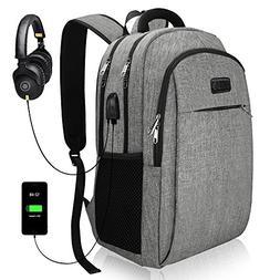 Travel Laptop Backpack, IIYBC Business Anti Theft Laptop Bac