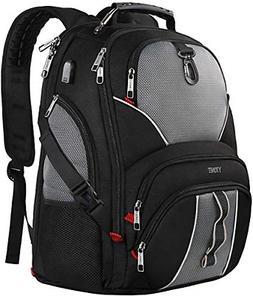 Travel Laptop Backpack, Large Computer Backpack Bag Fits 17