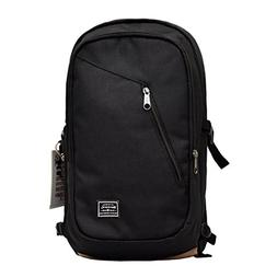 Laptop Backpack, Water Resistant Polyester Business Backpack