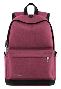 Student Backpack for Women, College High School Laptop Backp