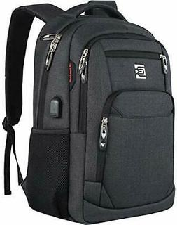 Laptop Backpack,Business Travel Anti Theft Slim Durable Lapt