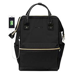 KROSER Laptop Backpack 14.1 Inch Stylish Computer Backpack S