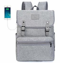 Laptop Backpack Men Women Business Travel Computer Backpack