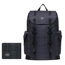 Laptop Outdoor Backpack, Travel Hiking& Camping Rucksack Pac