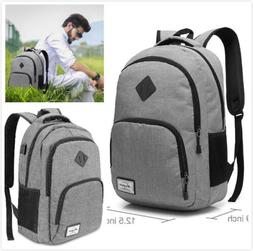 laptop backpack travel backpack with usb charging