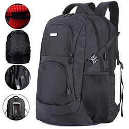 Large Travel Laptop Backpack Water Resistent and TSA Friendl