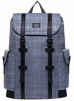 Laptop Outdoor Backpack, Travel Hiking& Camping Rucksack