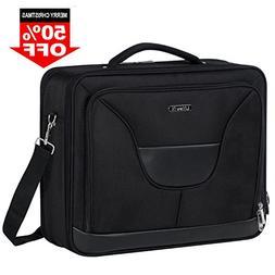 Lifewit 17.3 Inch Large Laptop Shoulder Bag Travel Briefcase