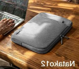 Laptop Sleeve Water-Resistant Shockproof Notebook Case Carry