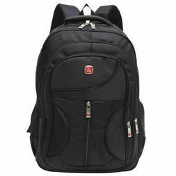 Large Capacity Travel Bag Backpack Nylon Laptop Notebook Wat