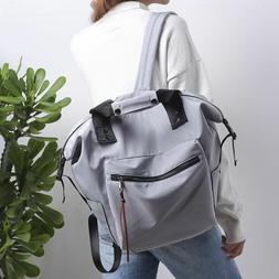Large Capacity Women Nylon Backpack Women Casual Bag Student