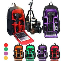 Large DSLR Outdoor Waterproof Camera Backpack Nti-theft Shou