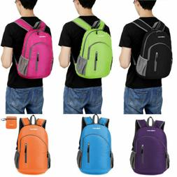 Large Hiking Backpack Rucksack Men Women Schoolbag Travel Ca