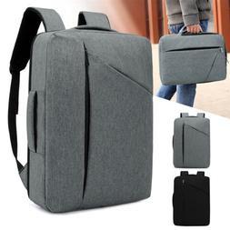 Large Men's Backpack Laptop Travel School Shoulder Bag Rucks
