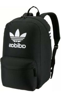 Adidas Large Original Big Logo Backpack, Black. New With Tag