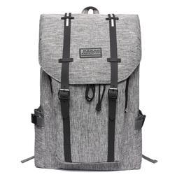 Bagail Large Vintage Canvas Travel Backpacks Laptop Shoulder