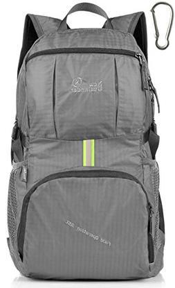 LARGE35L! Outlander Packable Lightweight Travel Hiking Backp
