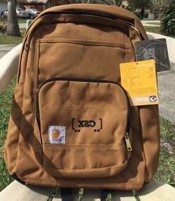 Carhartt Legacy CSX Railroad Logo Work Backpack with Padded