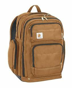 Carhartt Legacy Deluxe Work Backpack with 17-Inch Laptop Com