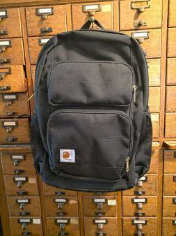 Carhartt Legacy Standard Work BackPack Bag - Black Rain Defe