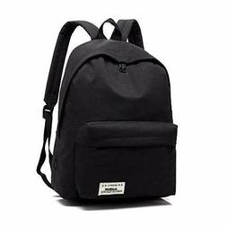 Lightweight Backpack for School Classic Basic Casual Daypack
