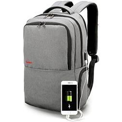 LAPACKER 15.6 inch Lightweight Durable Business Laptop Backp