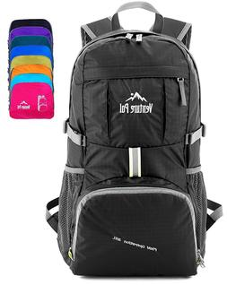 BLACK Venture Pal Lightweight Packable Durable Travel Hiking