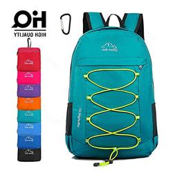 Lightweight Packable Hiking Backpack Foldable Water Resistan