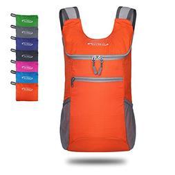 G4Free Lightweight Packable Shoulder Backpack Hiking Daypack