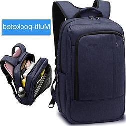 LAPACKER Lightweight Slim Business Laptop Backpack for Men W