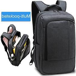 LAPACKER 17 Inch Lightweight Slim Business Laptop Backpack f