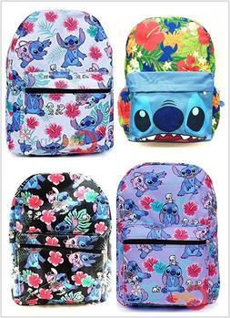 "Disney Lilo and Stitch Mermaid Allover Print 16"" Girls Large"