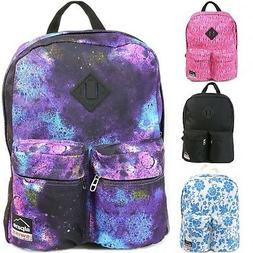 Alpine Swiss Major Back Pack Bookbag School Bag Daypack 1 Ye